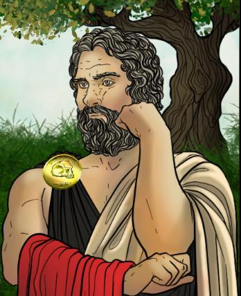 Marcus Aurelius Stoic Tarot