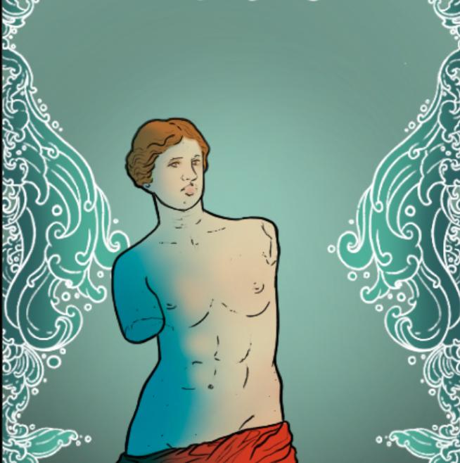 Aphrodite Stoic Tarot