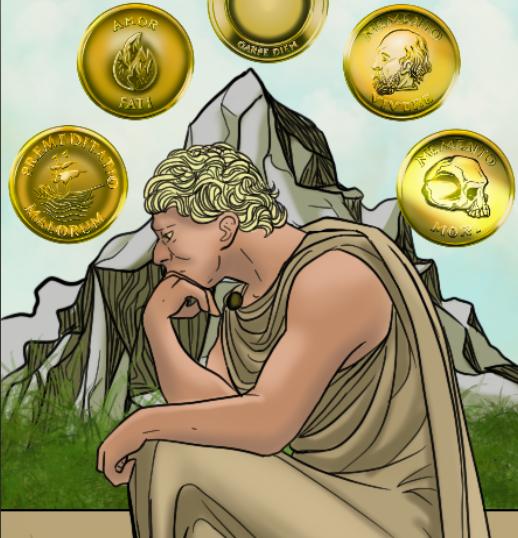 Seneca Stoic Tarot