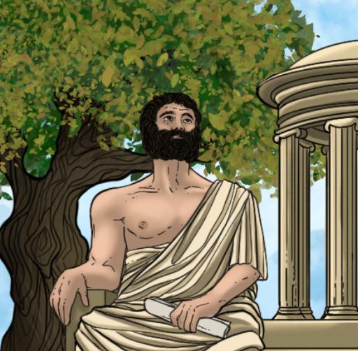 Aristotle Stoic Tarot