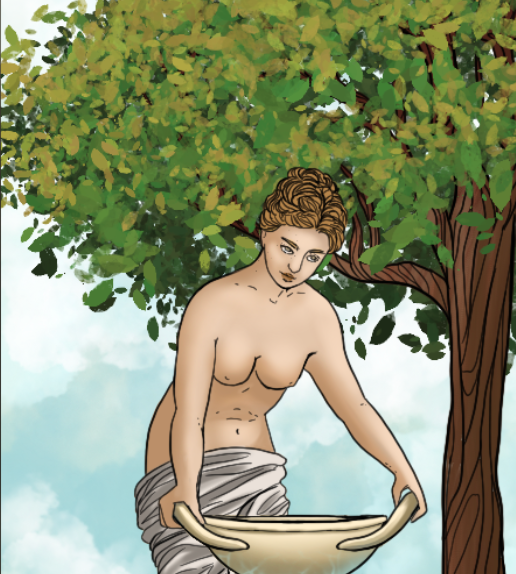 Hestia Stoic Tarot
